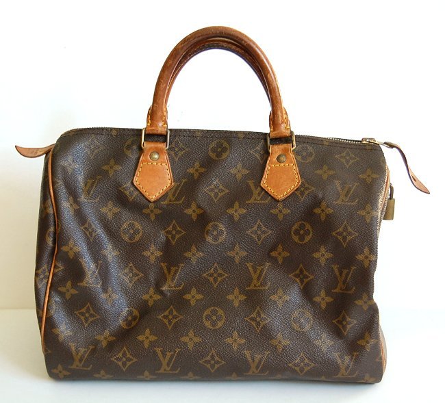 Louis Vuitton Speedy Boston 30 Vintage Handbag