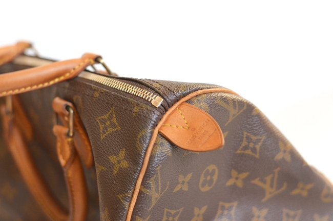 c25d54055 how to lighten louis vuitton leather make metal shiny clean refurbish to newer  look