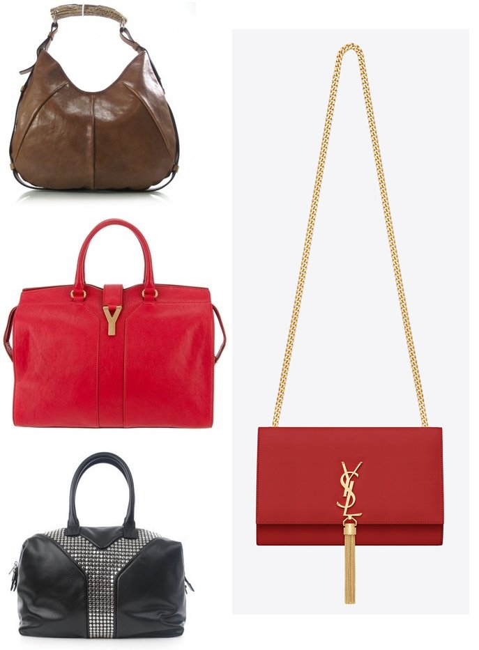 yves saint laurent bags for women