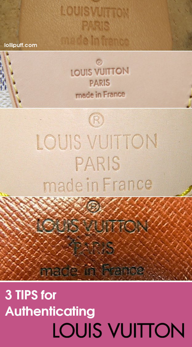 e8895c508079 Easy Louis Vuitton Bag Authentication Guide