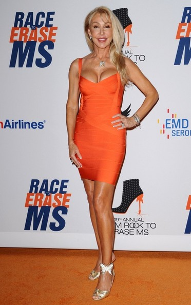 celebrities actresses singers wearing herve leger tight bandage dresses formfitting