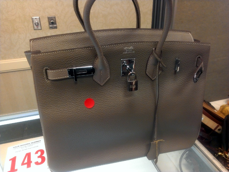 bag hermes - Fakes at a Public Auction | Lollipuff