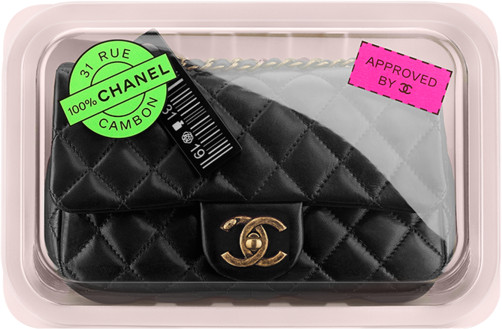 Chanel Fall Winter 2014 2015 Season Purse Bag Collection Grocery