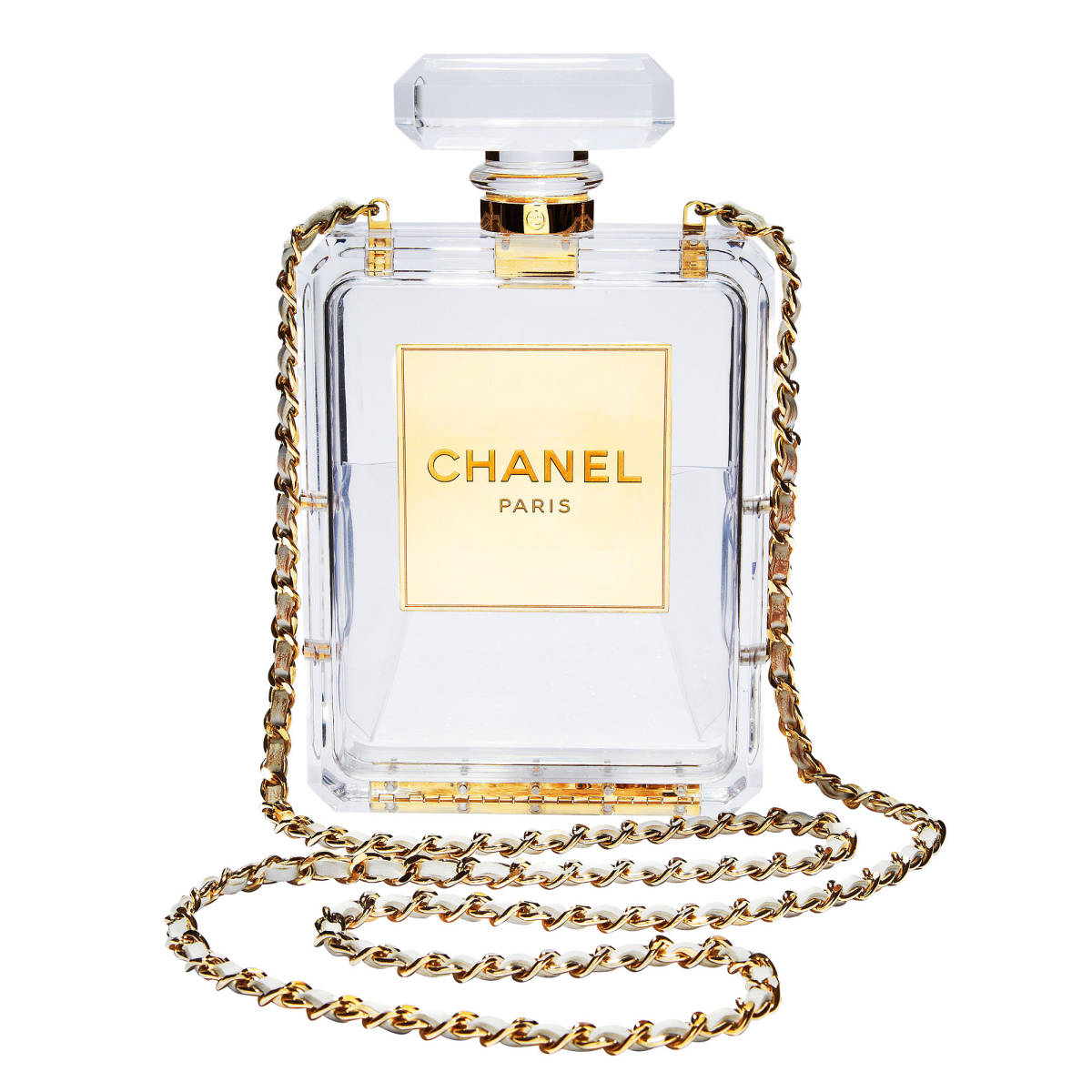 4a71b4916488d5 most novel beautiful super expensive playful Chanel bag. The Chanel No 5 perfume  bottle ...