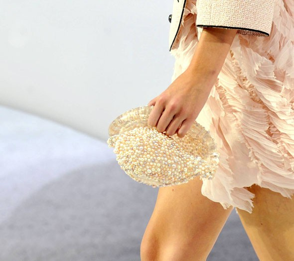Chanel Spring 2012 Bags Chanel Spring 2012 Shell