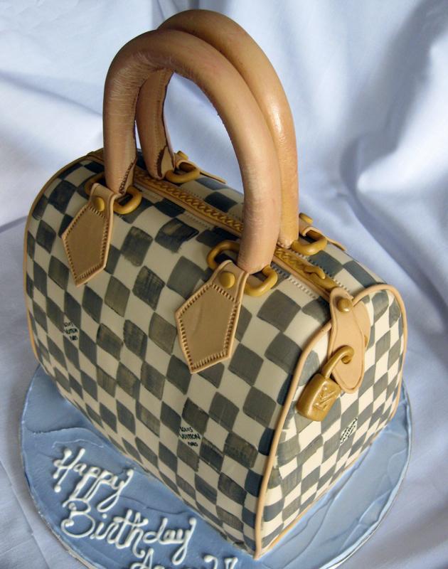 b114a07ca9a6 louis vuitton handbag bag purse cake cakes cupcake designer luxury