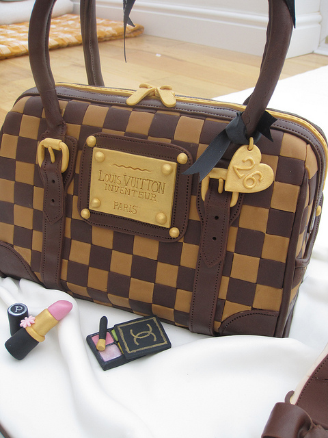 Louis Vuitton Cake Obsession