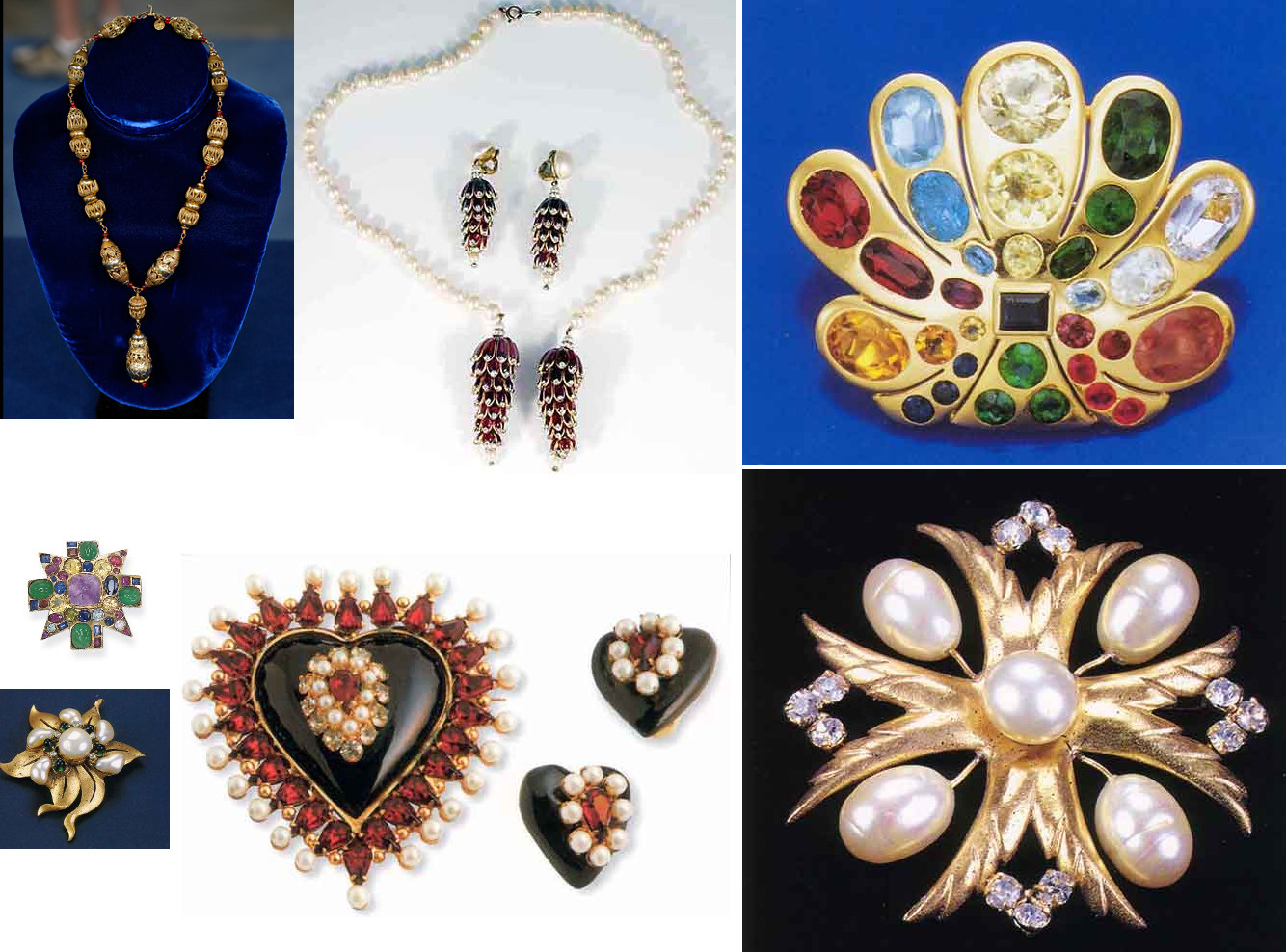 dating costume jewelry