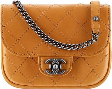 b70280e9ade4 Chanel Spring Summer Collection Season Bags Handbags Purses. Small Calfskin  Messenger ...