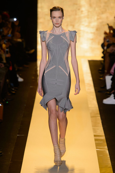 Fall 2015 Herve Leger Runway Collection Bandage Dress