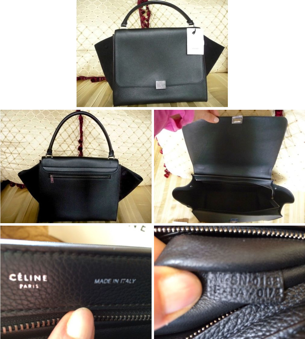celine bags cheap - Celine Trapeze Luggage Bag Authentication Quiz | Lollipuff