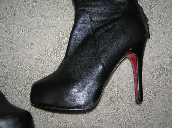 christian louboutin bad quality