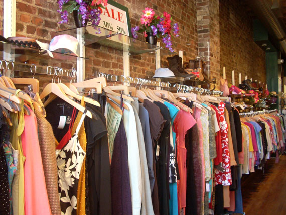 How To Sell Used Designer Clothing Consignment