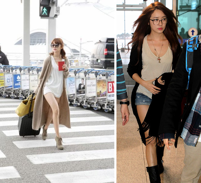How To Copy 3 Yoon Eun-Hye Outfits