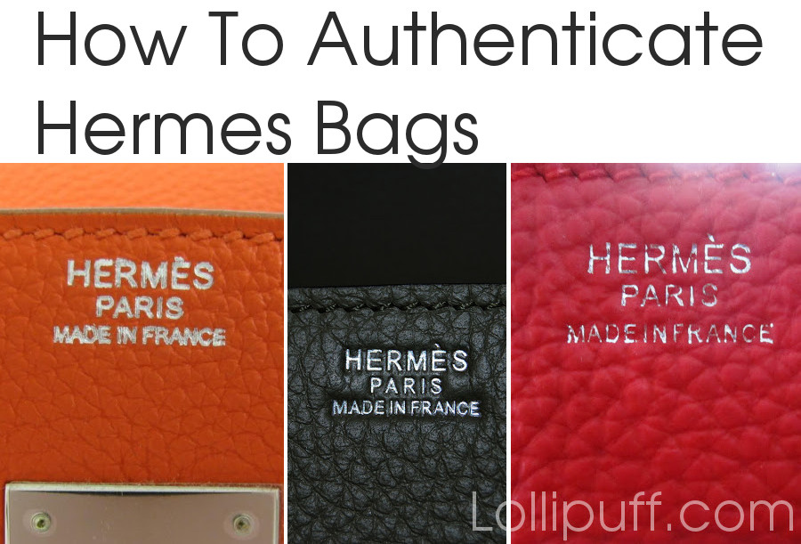 24320c303a31 How to Authenticate Hermes Bags
