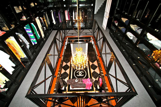 World S Best Chanel Themed Closet Lollipuff