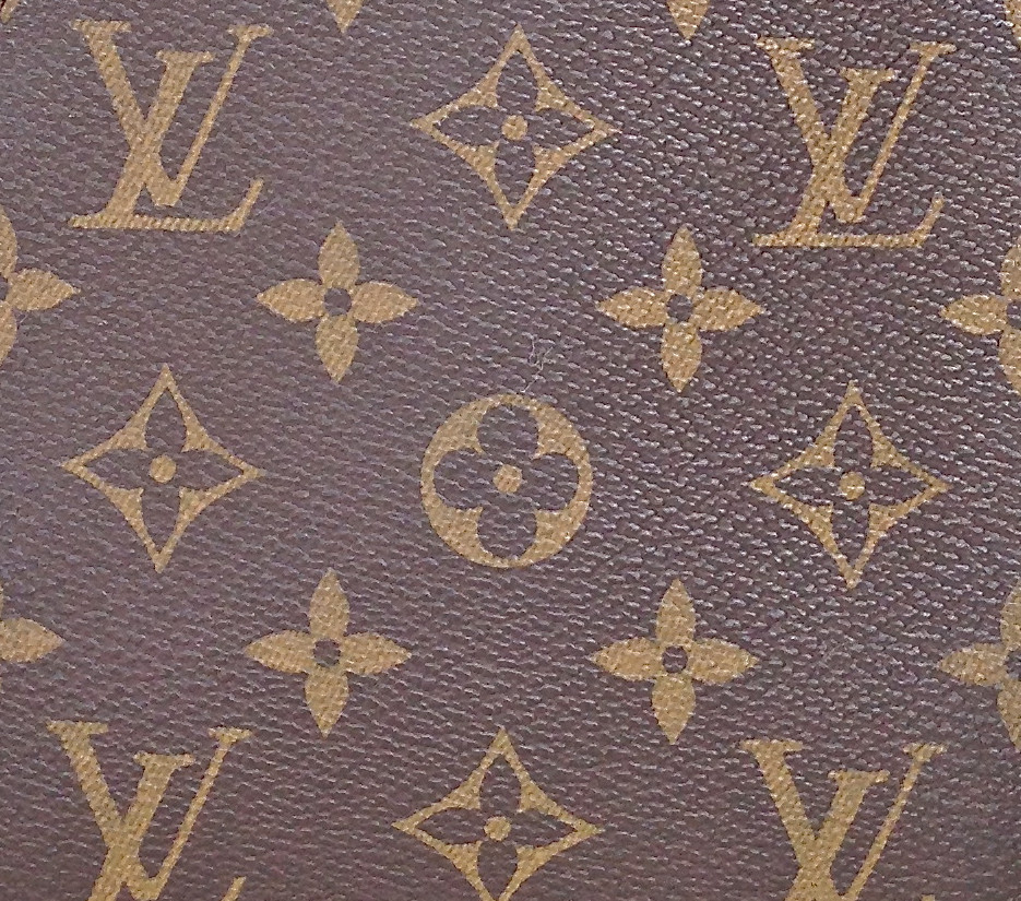 4c650d8b7627 louis vuitton monogram canvas bag handbag print pattern