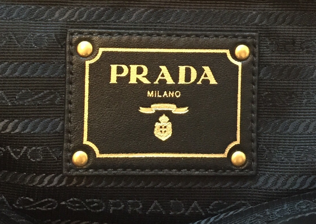 prada handbag authenticity