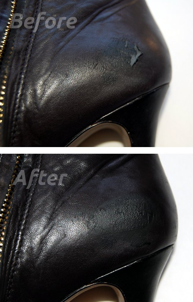 Can Leather Be Repaired On Shoes
