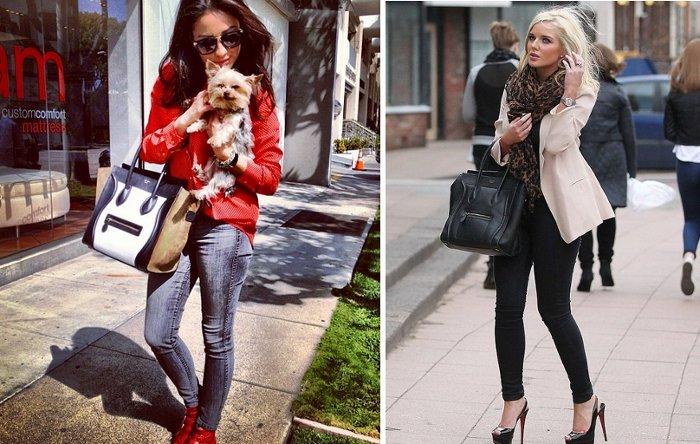 designer bags hermes mwxd  designer bags Celine micro bagaglio tote nero