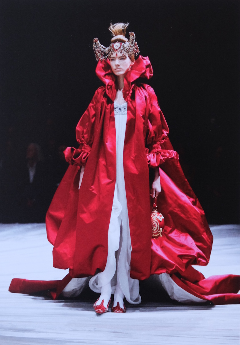 Alexander McQueen Savage Beauty Runway Outfits