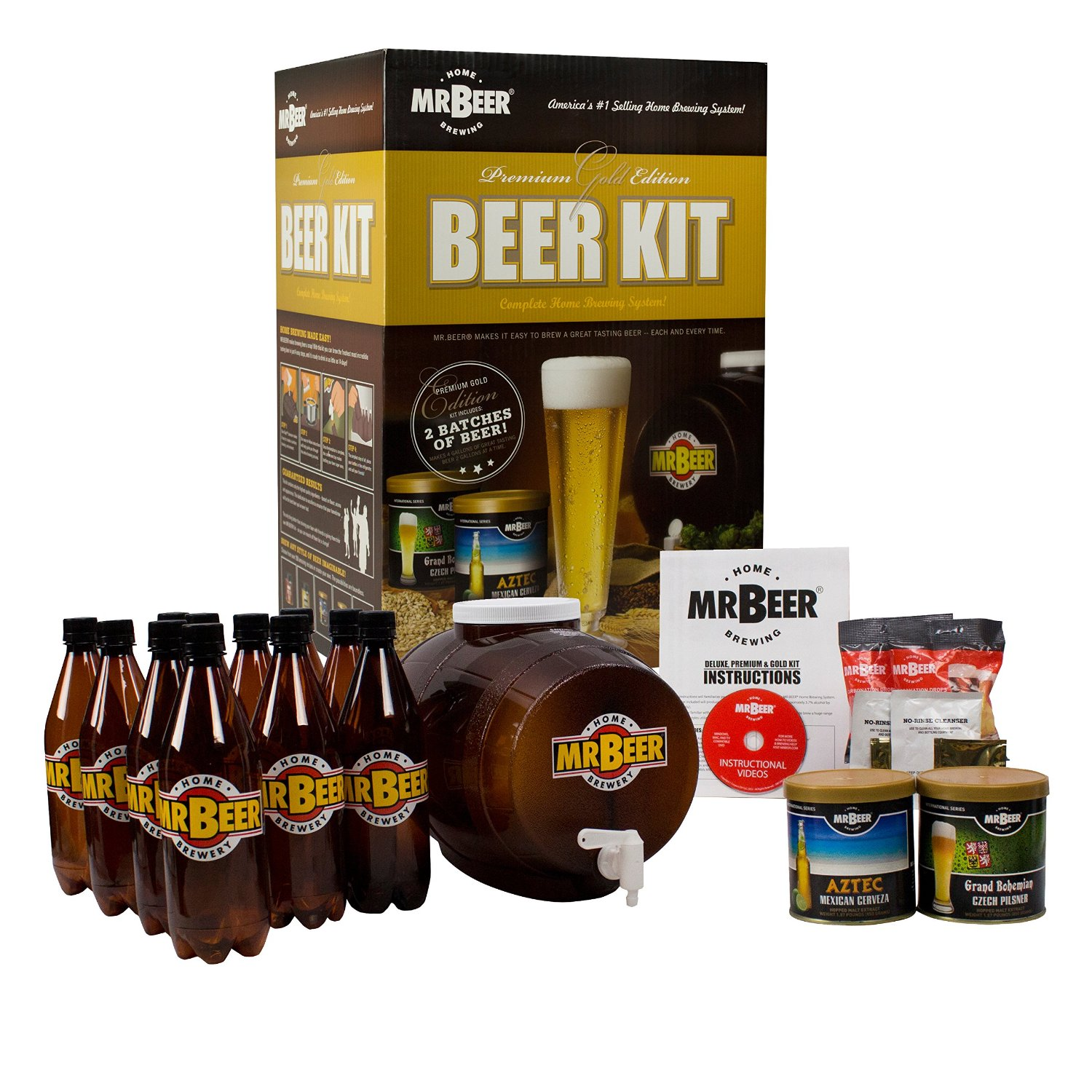 top beer brewing kit
