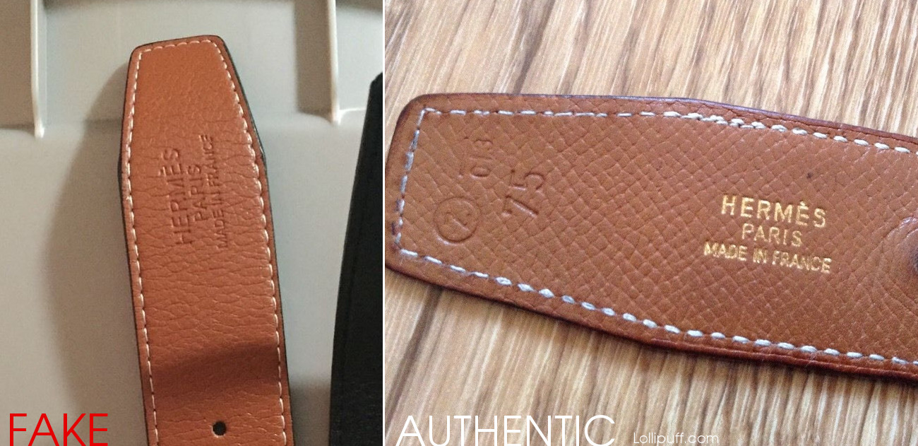 brighton look alike jewelry - How to Authenticate Hermes Constance H Belts | Lollipuff