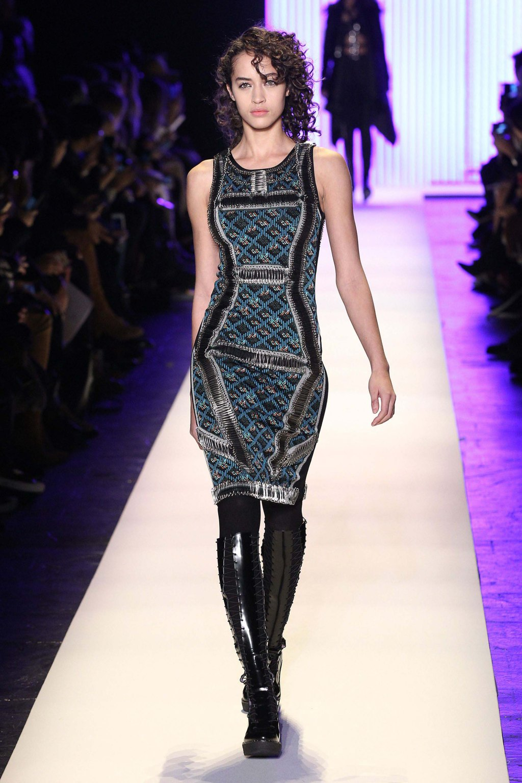 herve leger pre-fall Fall prefall season runway dresses clothing