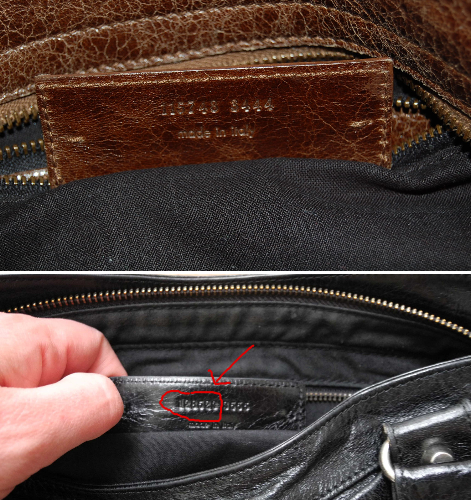 e57146719aa577 How to Authenticate Balenciaga Bags | Lollipuff