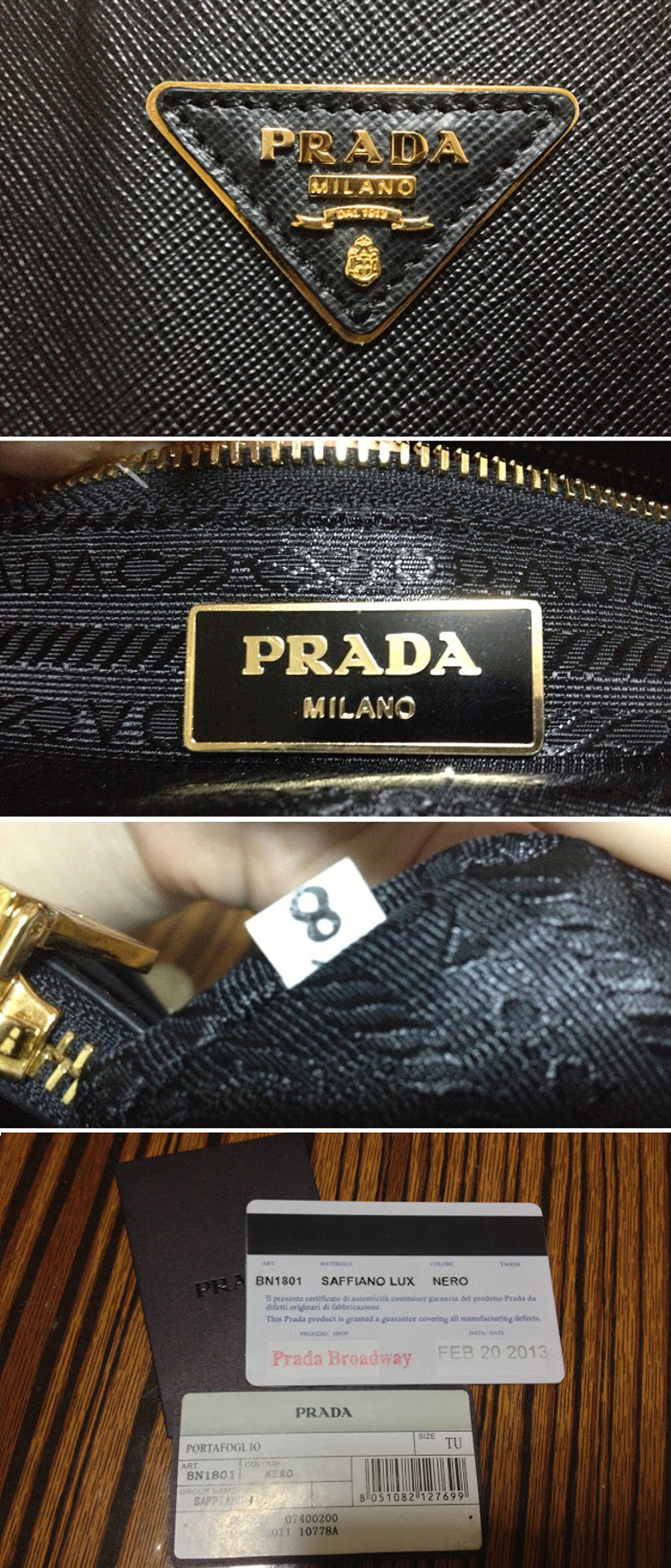 black prada saffiano tote replica bag hardware stamp