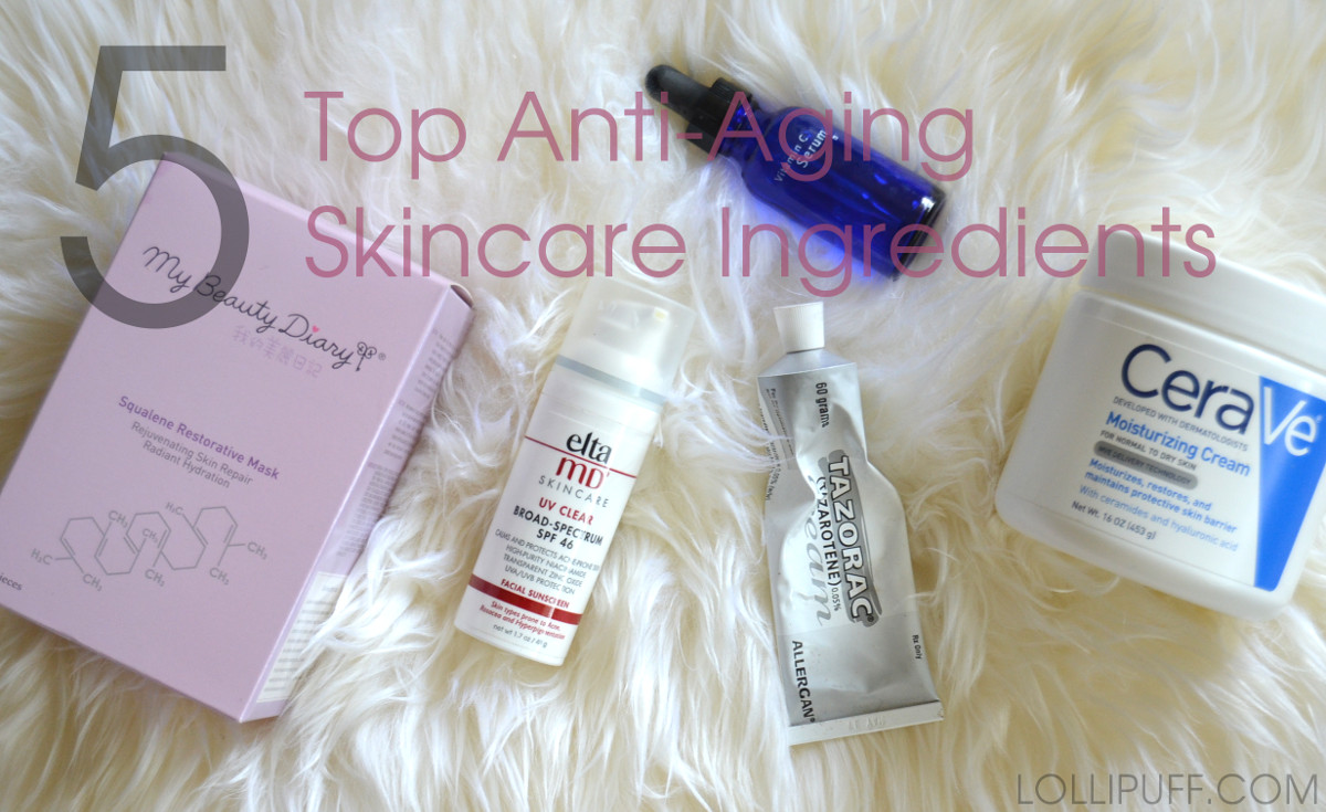holy grail personal skincare favorites for moisture anti-aging