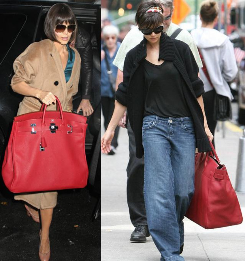 GIANT Chanel and Hermes bags  a717b87df5357