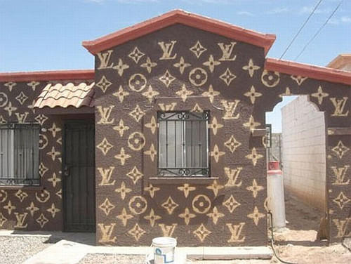 small Louis Vuitton house