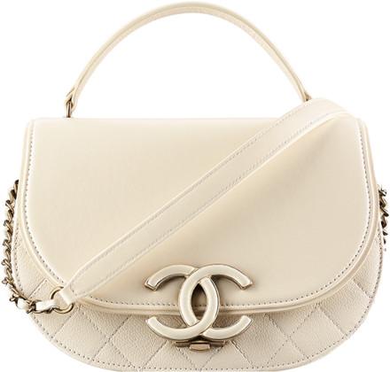 604ae231cf7c 2015 2016 Metiers D art bag collection season handbag purse. 5. White  calfskin ...