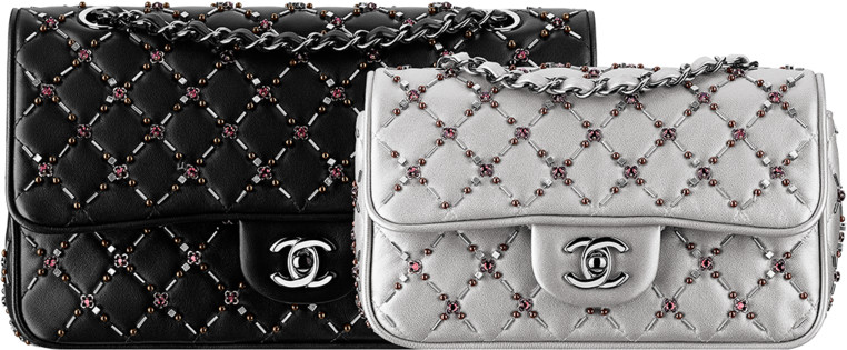 chanel bags 2017 black. chanel fall winter 2016 2017 pre-collection season bags bag handbag purse black 2