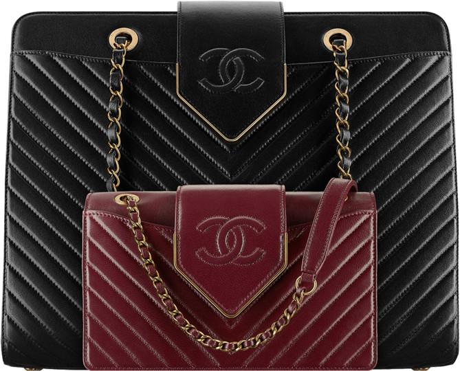 Chanel Fall Winter 2016 2017 Pre-collection season bags bag handbag purse 615bddd6c68a3