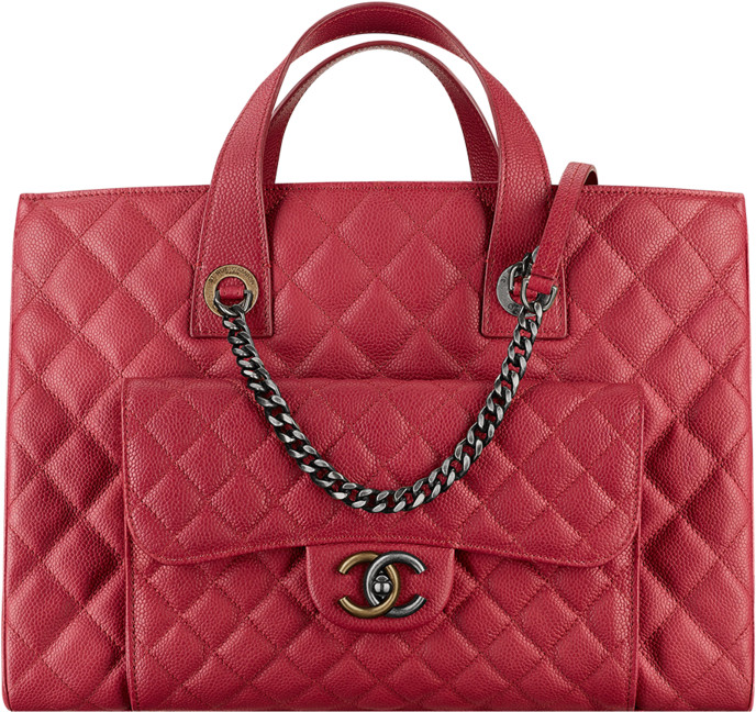 0ba39b484cc4 Chanel Fall Winter 2016 2017 Pre-collection season bags bag handbag purse