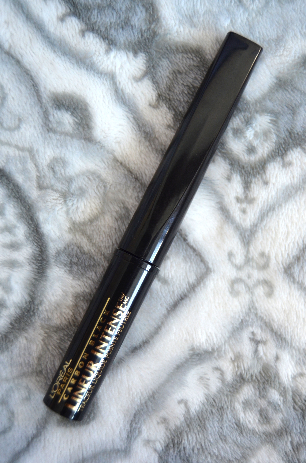 L'oreal lineur intense black felt tip eyeliner for cat eyes