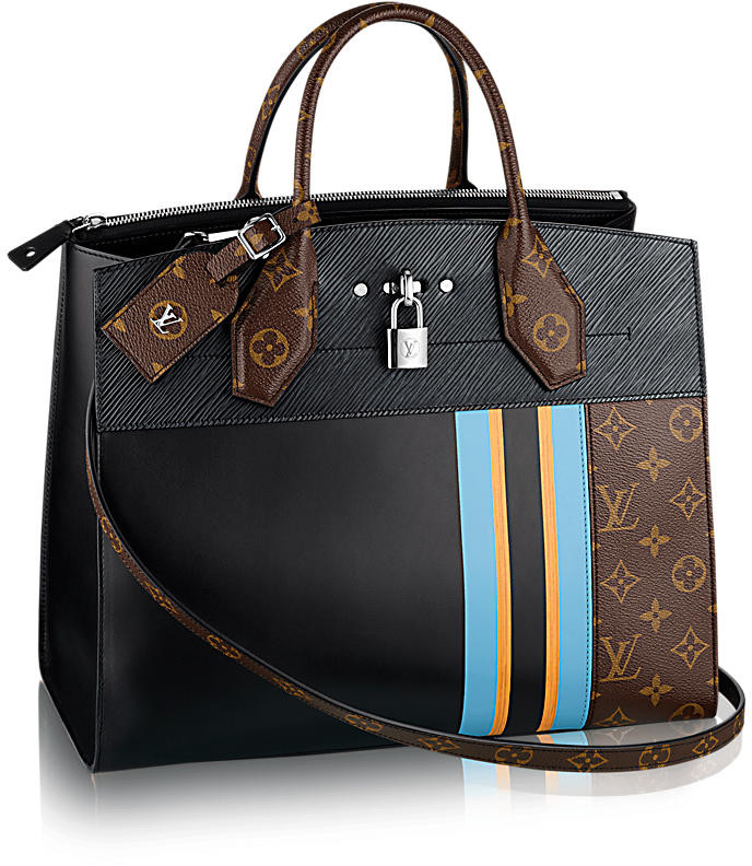 ca49bd131c33 Louis Vuitton pre-fall Autumn winter 2016 handbag bag purse collection  season. City Steamer MM-  4