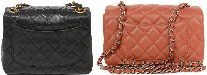 cb91e428b68698 Differences between Chanel Square Mini and Rectangular Mini Flap Bag ...