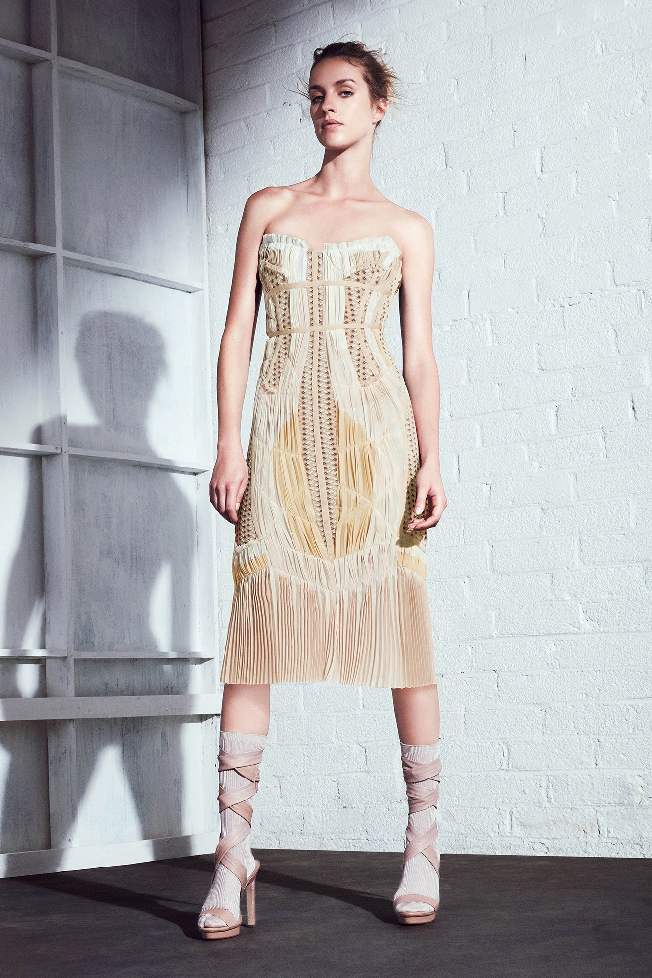 Herve Leger Spring 2017 Dress Season Collection