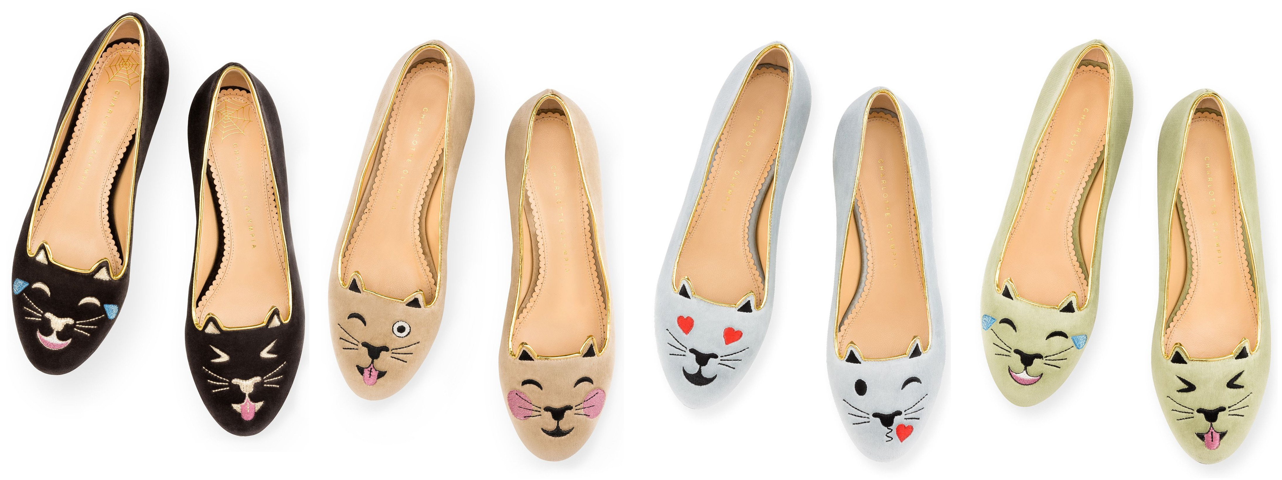 emoji and cat kitty inspired shoes