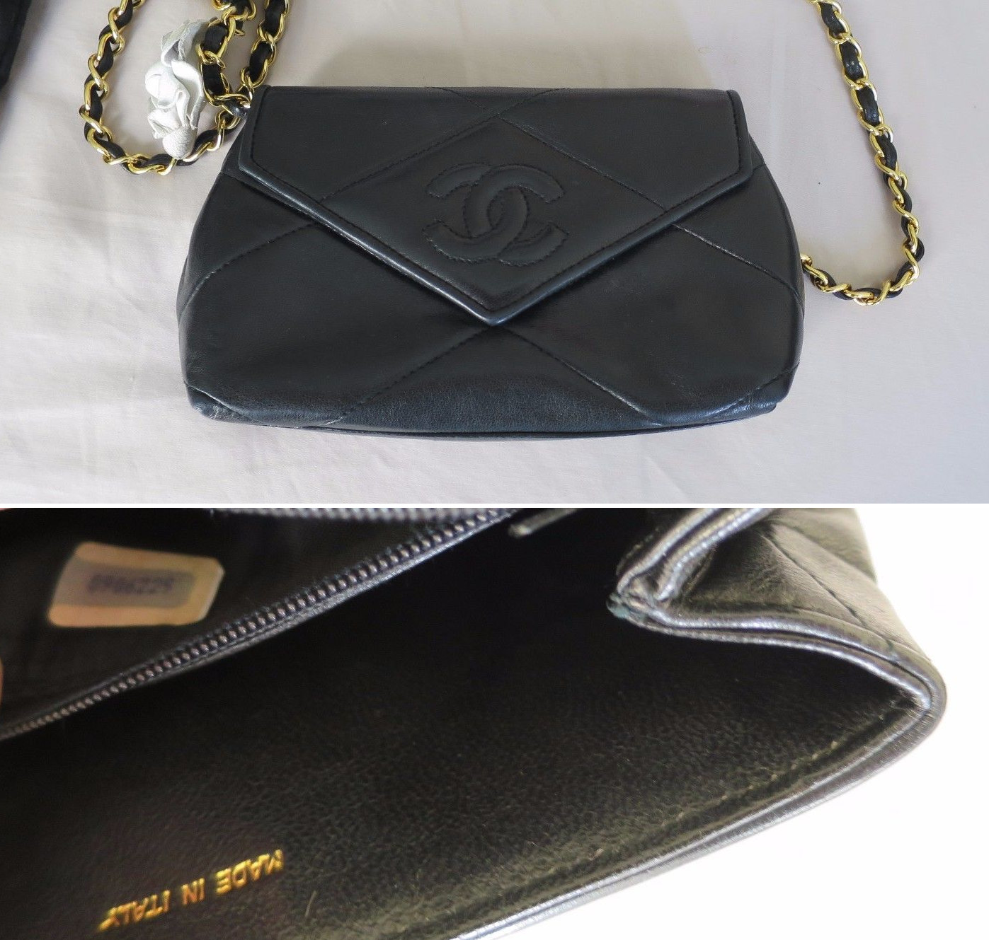 2438e80587da Vintage Chanel Handbag Authentication