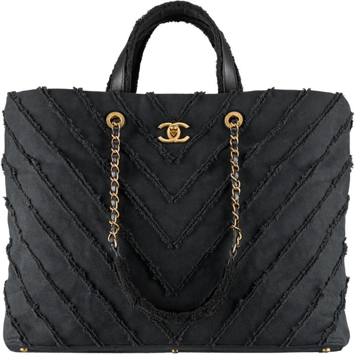 77d63994cb5e Chanel 2016 2017 Cruise Handbag Bag Season Collection. 29. Chevron large  shopping ...