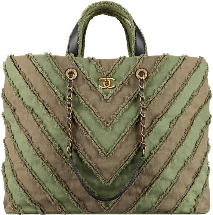 2823748db05e Chanel 2016 2017 Cruise Handbag Bag Season Collection. 35. Chevron large  shopping ...