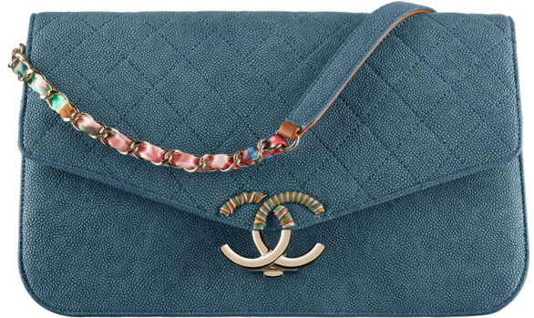 Chanel 2016 2017 Cruise Handbag Bag Season Collection