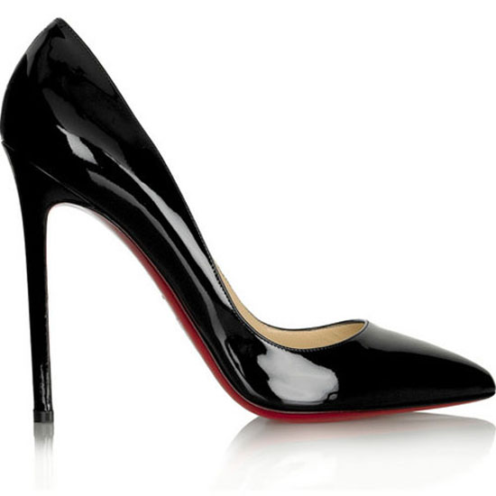 sexy high heel pointy toe Christian Louboutin Pigalle