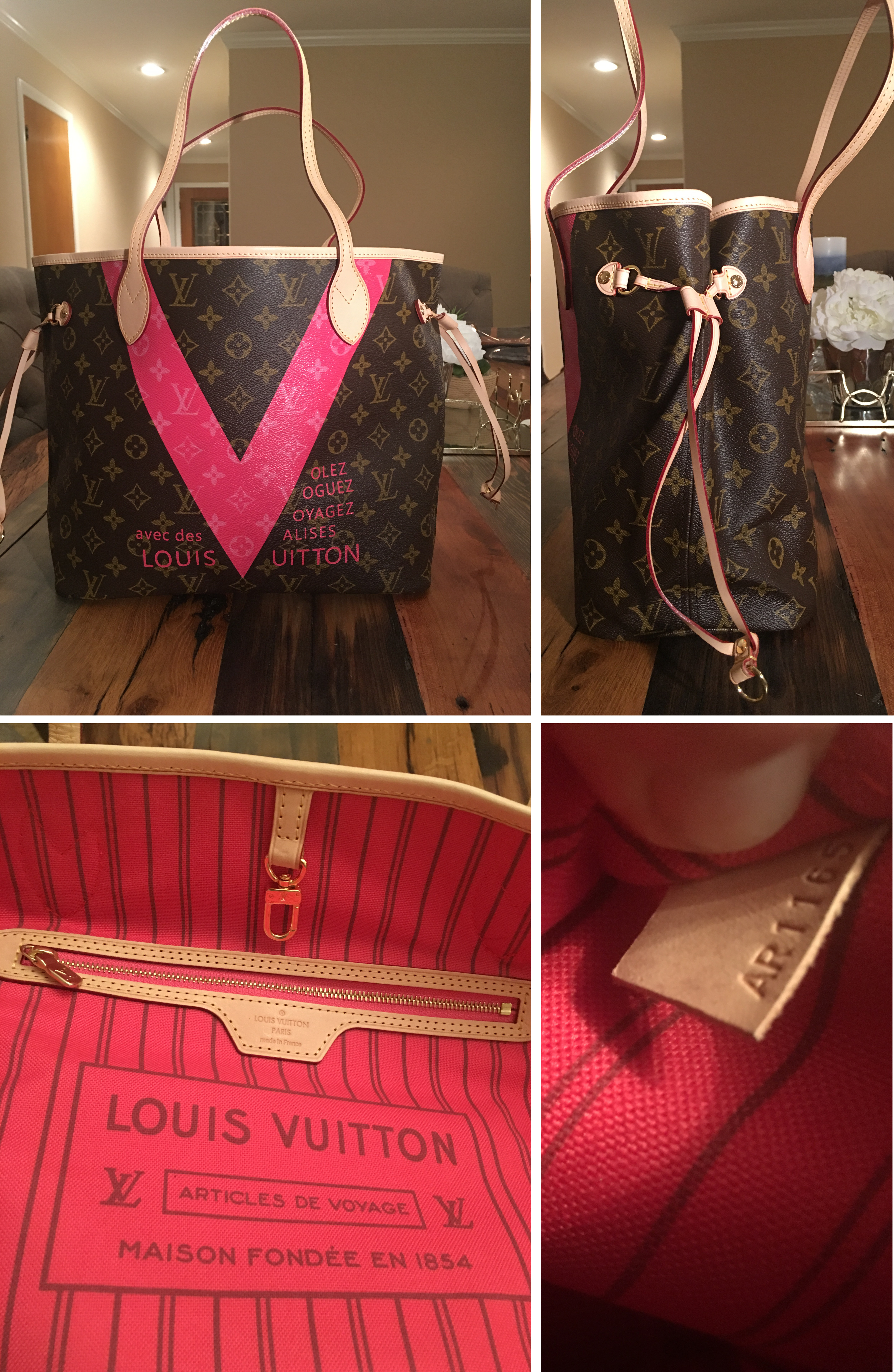 Is this classic Louis Vuitton authentic or counterfeit   d288cd8d58102