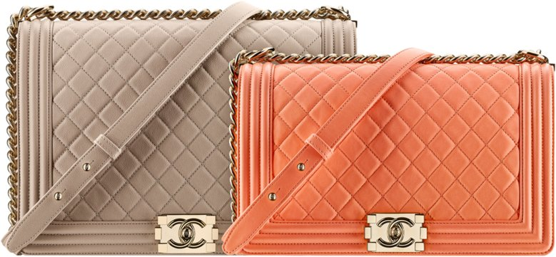 b4f906f33e5887 Chanel 2017 handbag bag collection season spring summer pre-collection  price size