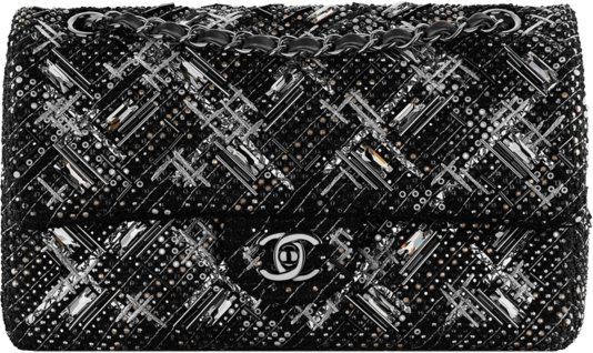 Chanel 2017 Spring Summer Bag Handbag Collection Season LED pattern changing